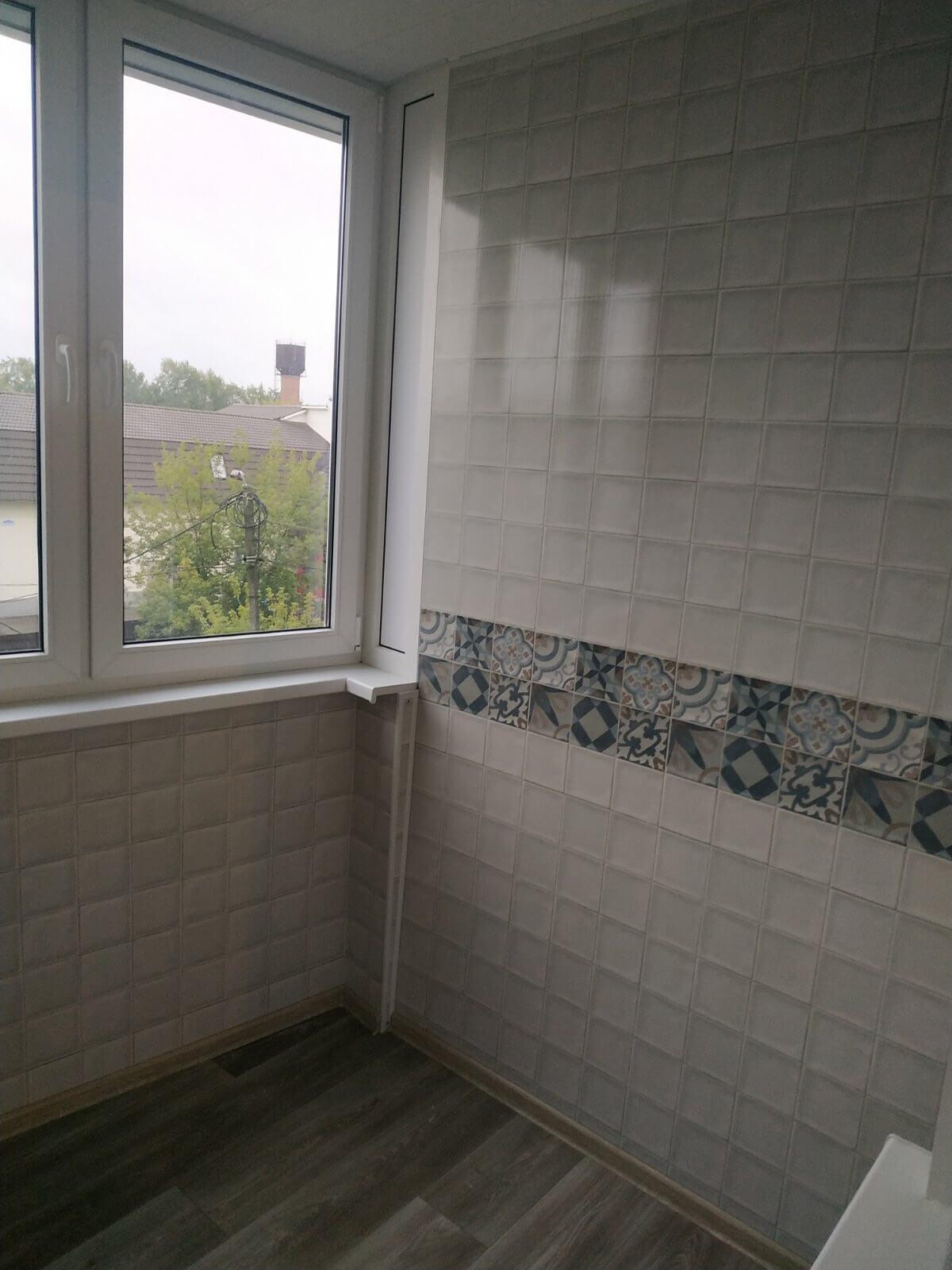 Отделка балконов 26